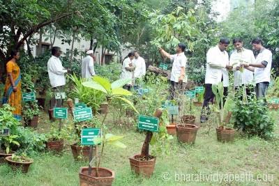 Bharati_Vidyapeeth_Deemed_University_Garden.jpg